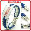 wholesale hot selling colorful rope friendship bracelet