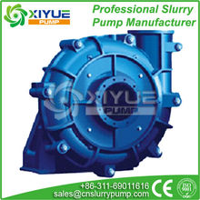Professional lead and zinc mine industry slurry pump manufacturer