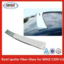 Unpainted ABS Plastic Roof Spoiler/Wing For B ENZ C209