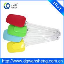 Personalizado de silicona espátula& pastelería herramientas/de silicona espátula de cocina