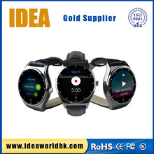 Round smart watch BT 4.0 promotional gift items