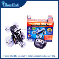 High quality plastic crazy tumbling rc car toy