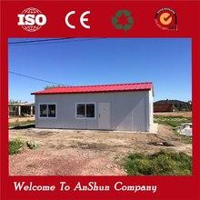 low cost easy installation fireproof konteyner office