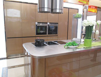 stainless steel commercial kitchen cabinet