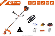 43cc petrol brush cutter /grass trimmer /3 T blade & nylon spool