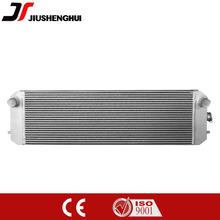 Construction Machinery Aluminum Radiator Oil