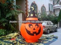 Giant halloween decoration inflatable pumpkin /inflatable halloween decorations