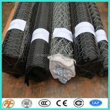 hot sale 60*60 PVC coated hexagonal chicken wire mesh