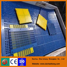 abrasion resistance fine mesh screen