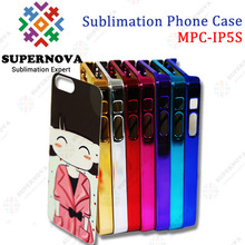 The Newest Blank Sublimation Cover for iphone 5s
