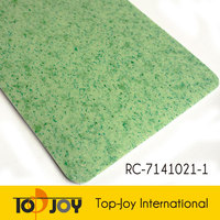 Special UV Marble Look Surface Commercial Vinyl Sheet Roll Flooring Water Resistant flooring