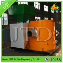 burning machine used for steam boiler with low price