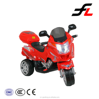 2015 popular products hot sale three wheel kids electric car