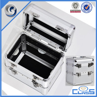 2015 Removable two draw Timepieces, Jewelry, Eyewear Silver Jewelry box