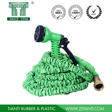 2015 Top Quality 50FT Water Hose Expanding Hose 50FT Garden Hose with Quick Connectors