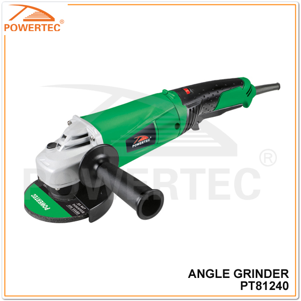POWERTEC Hot sales 570W 900W 1200W 2000W Electric Angle Grinder