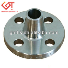 High quality class 300 ANSI B16.5 forged stainless steel flange