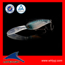 High Quality Plastic Crank Bait Fishing