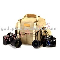 DSLR Camera Bag with Canvas Water-proof for Romote Lense