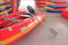 inflatable mini jet boat with motor