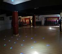 BWF roller skating flooring roll, vinyl PVC flooring for sale