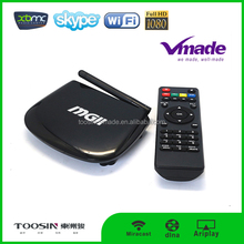 Top selling products 2015 Android TV BOX XBMC WIFI DLNA Miracast Full 1080P external antenna android TV BOX