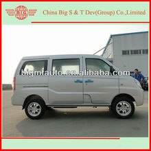2013 new gasoline mini van diesel van for sale