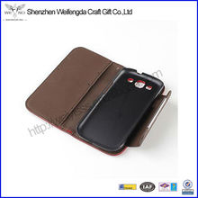 High Quality Real Leather Case For Samsung S3 I9300, For Galaxy S3 Case
