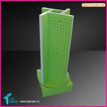 New Products Warehouses Mobile Phone Accessories Acrylic Floor Display Case