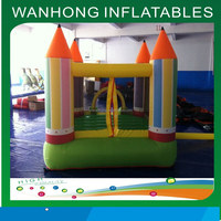 Popular host sale kids toys cheap inflatable bouncer jumping