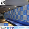 decorative pvc 3d wall panel no painte for indoor wall