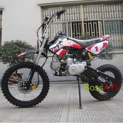 Off-road 4 Stroke Sport Dirt Bike 110cc Pit Bike with Fast Speed