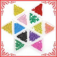 M122 High Quality 10000pcs/bag 12 Color Smile Style Fimo Slicer Fimo Nail Art