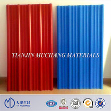 Building Construction Material Color coated Corrugated Sheet