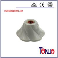 B22 abs material light bulb plug connector lamp holder
