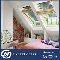 high quality wooden roof window