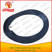 Good Quality 3.00 - 17 Motorcycle Tyre Inner Tube