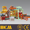 New Technology QT6-15 Fully automatic hydraulic concrete hollow block machine price