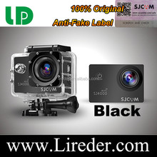 Original New Style SJCAM SJ4000 Action DV Waterproof Sport WIFI Xiaomi Xiao yi Camera For Extreme Sports