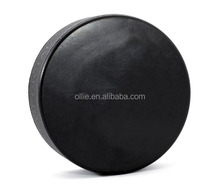 New design customized high quality ice rubber hockey puck