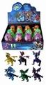 obot dinosaurio juguetes, dinosaurio huevo