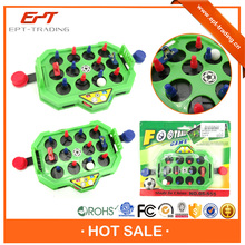 Mini funny play a football game for kids