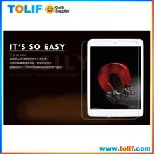 Hot for ipad mini 2/3/4 Tab screen protector tempered glass tablet, tempered glass screen protector for ipad air 1/2 ipad 2/3/4
