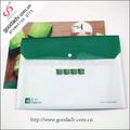 china promocionales de plástico carpeta de archivo de decorativos carpetas colgantes