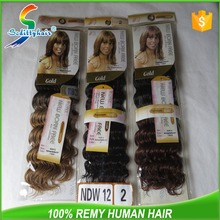 Deep Wave premium now human hair with quick shipping