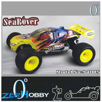 HSP radio remote control toy sh 26/30cxp engine high speed rc truggy car model 94085