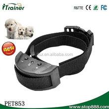 JF-853 Anti-Bark Collar No Barking Collar 7 Levels Dog Training Shock Collar