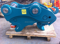 Excavator Hydraulic Quick Coupler quick hitch for SK350