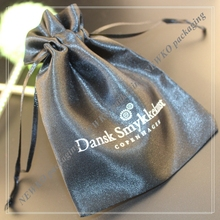 Newest fashion satin party bags