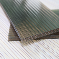 China Conservatory Prices 8mm PC Insulation Panel for Roof